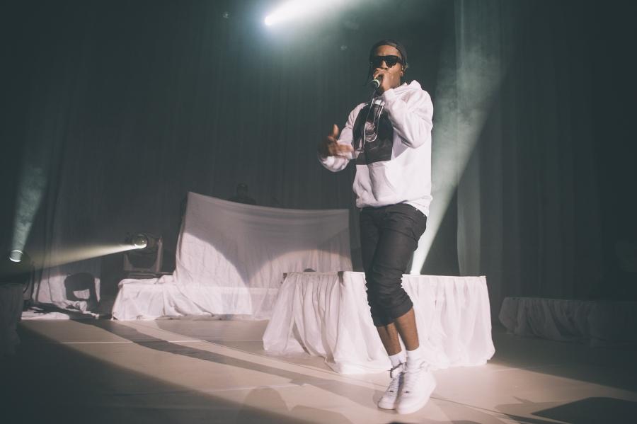 A$AP Rocky (Photo by Tom Spray)
