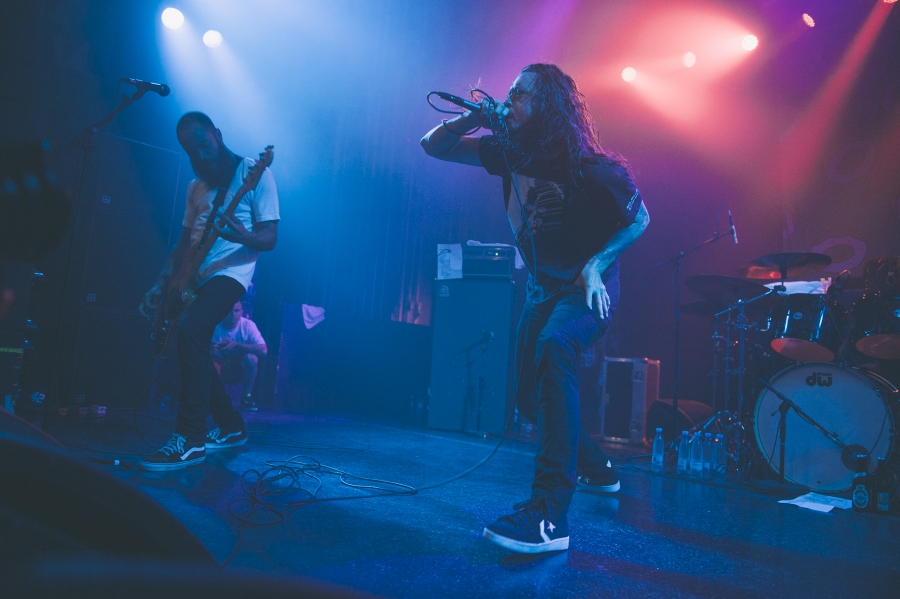 Trash Talk (Photo by Tom Spray)