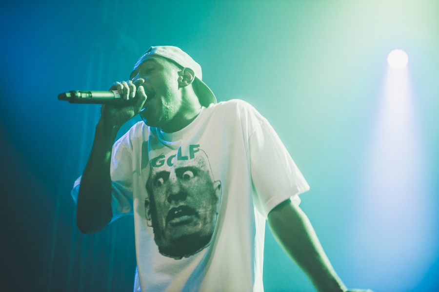 OFWGKTA (Photo by Tom Spray)