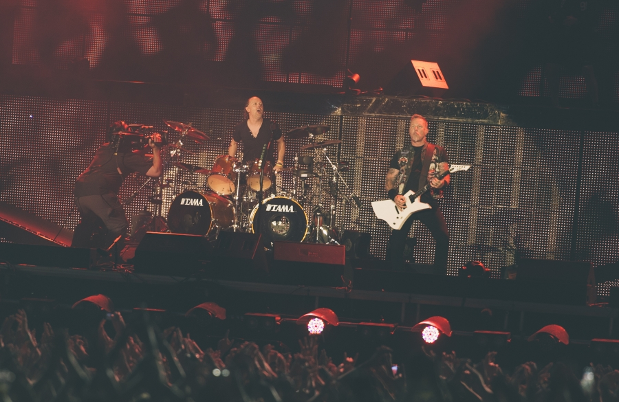 Metallica (Photo by Tom Spray)