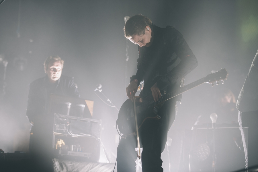 Sigur Ros (Photo by Tom Spray)
