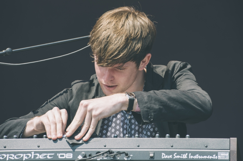 James Blake (Photo by Tom Spray)