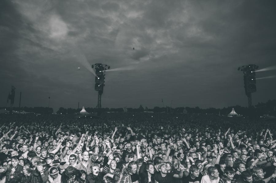 Slipknot (Photo by Tom Spray)