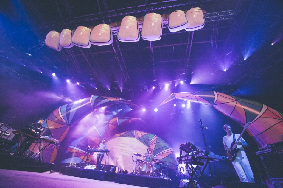 Animal Collective (Photo by Tom Spray)
