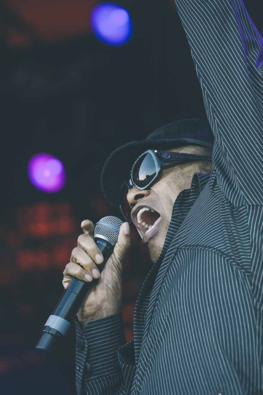 Bobby Womack (Photo by Tom Spray)