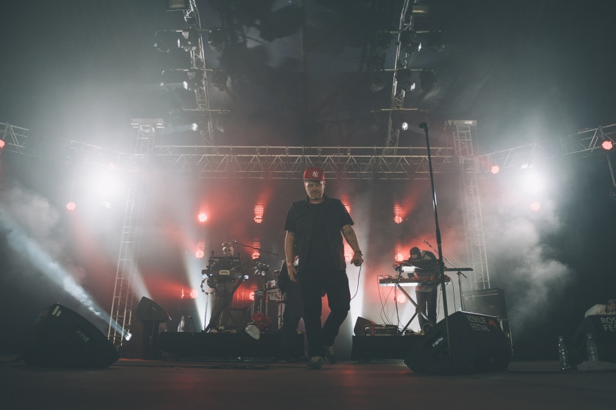 EL-P (Photo by Tom Spray)