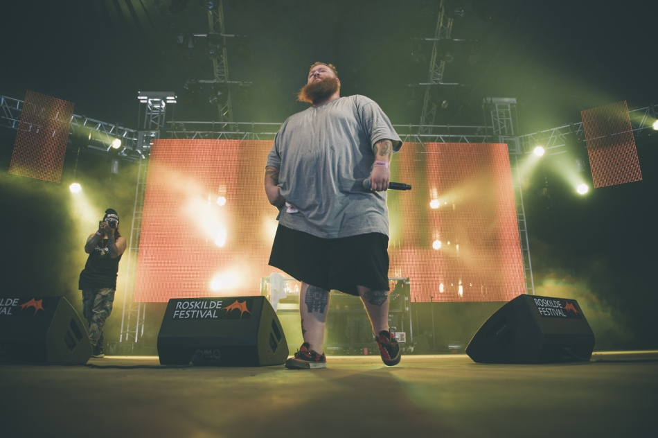 Action Bronson (Photo by Tom Spray)