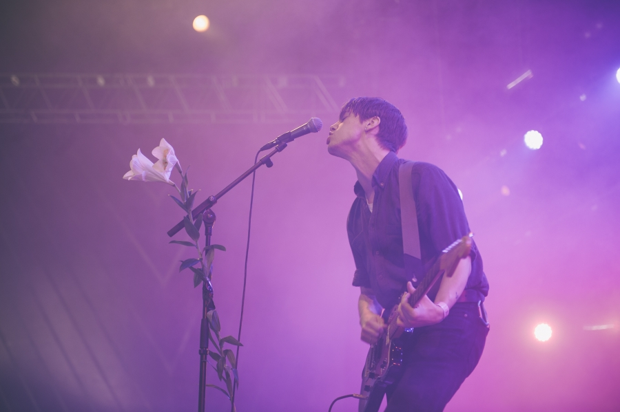 Iceage (Photo by Tom Spray)