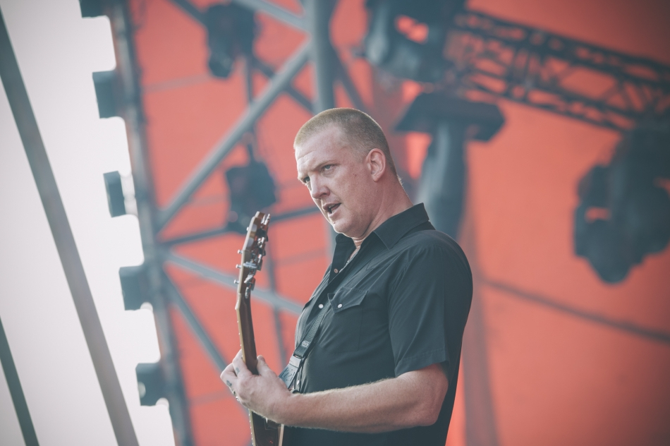 Queens Of The Stone Age (Photo by Tom Spray)