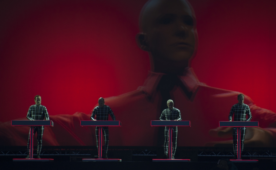 Kraftwerk (Photo by Tom Spray)