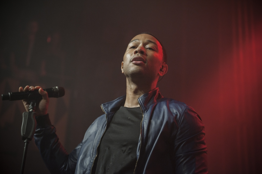 John Legend (Photo by Tom Spray)