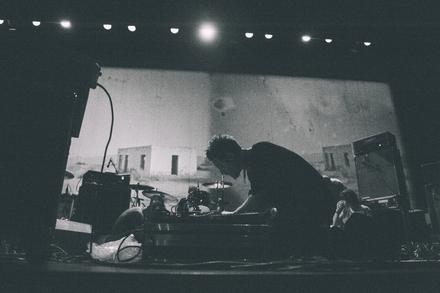 Godspeed You! Black Emperor - Photo by Tom Spray