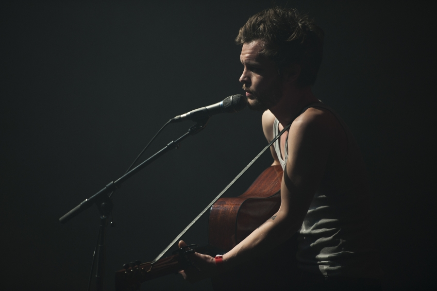 The Tallest Man On Earth, Pitchfork Music Festival 2012 (Photo by Tom Spray)