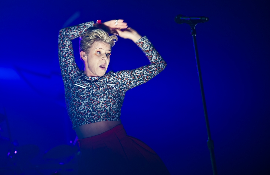 Robyn, Pitchfork Music Festival 2012 (Photo by Tom Spray)