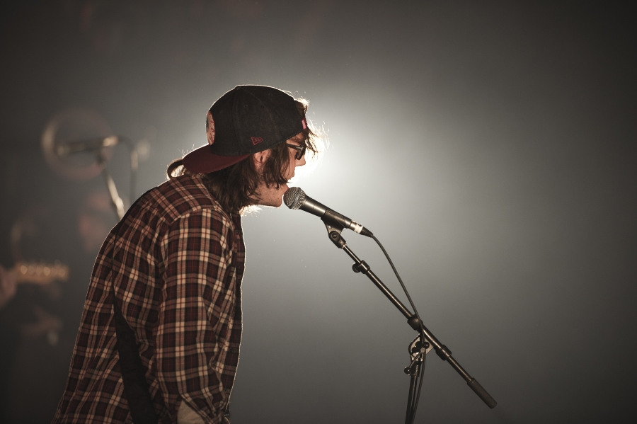 Cloud Nothings, Pitchfork Music Festival 2012 (Photo by Tom Spray)