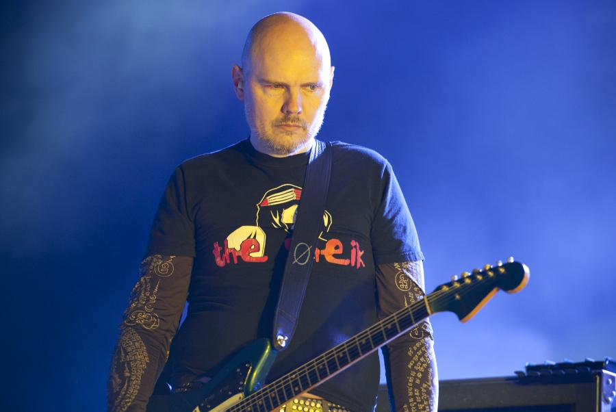 The Smashing Pumpkins, OFF Festival (Photo by Tom Spray)