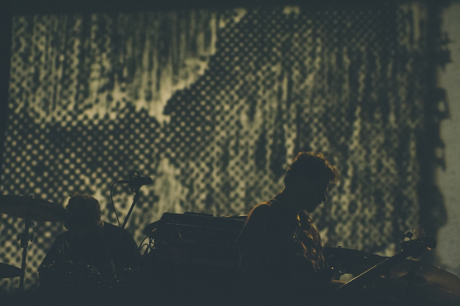 God Speed You Black Emperor, OFF Festival (Photo by Tom Spray)