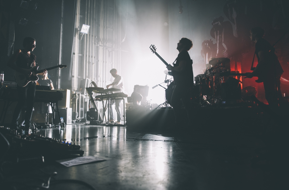 Foals (Photo by Tom Spray)