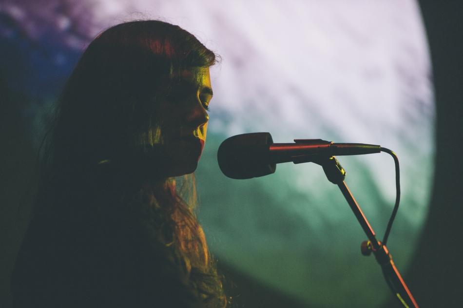 Julianna Barwick (Photo by Tom Spray)