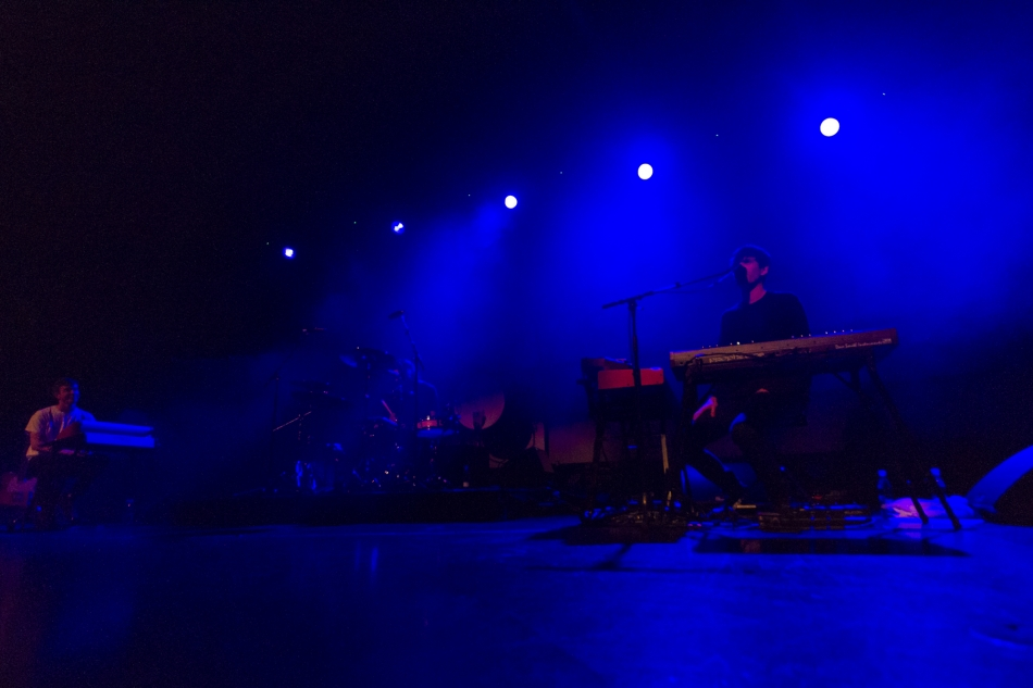 James Blake (Photo by James Hjertholm)