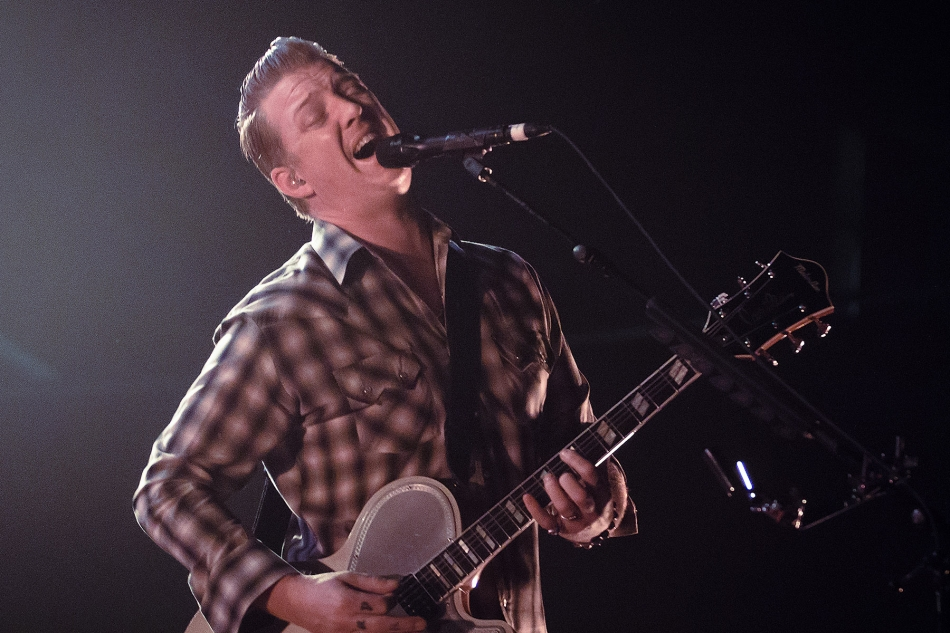 Queens Of The Stone Age (Photo Jen Tse)