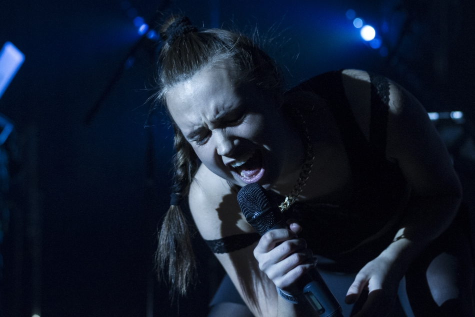 MØ (Photo by James Hjertholm)