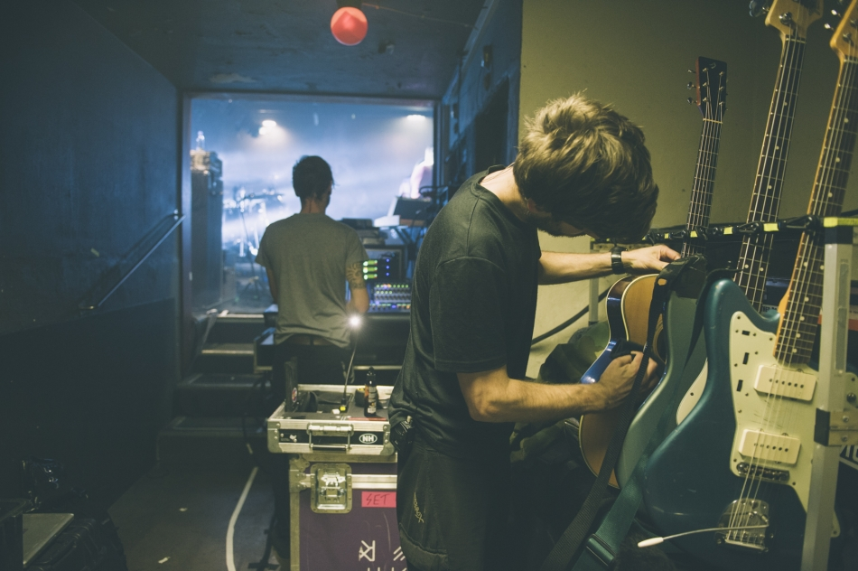 Cut Copy (Photo by Tom Spray)