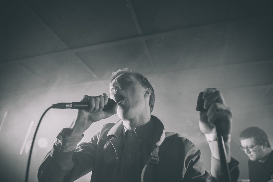 Eagulls (Photo by Tom Spray)
