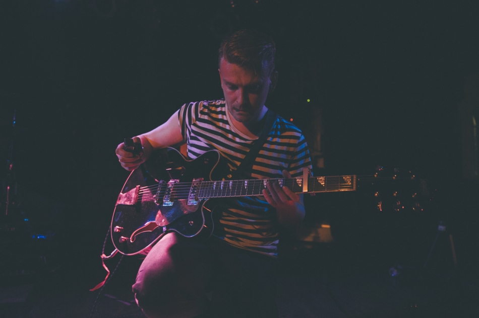 The Crookes (Photo by Tom Spray)