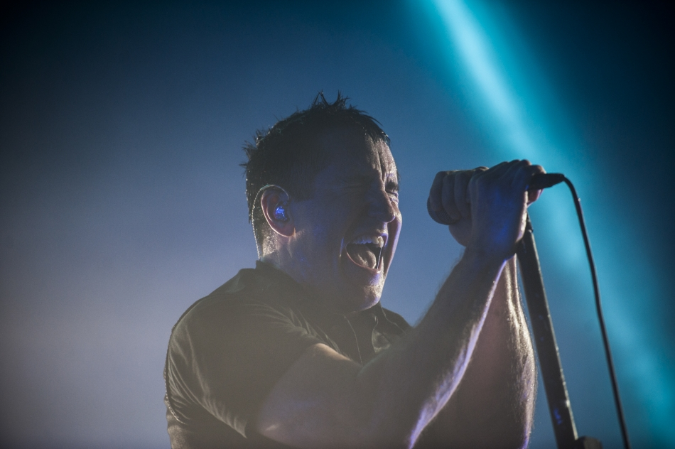 NIN (Photo by Tom Spray)