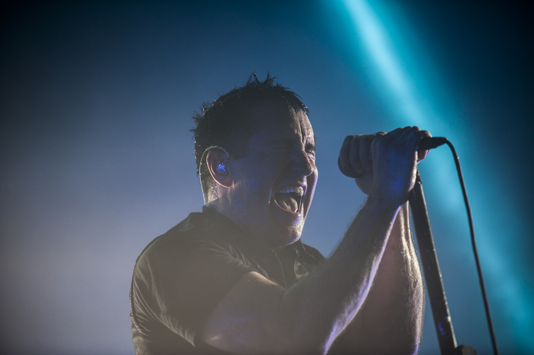 LIVE REVIEW: Nine Inch Nails, Forum, 13.05.2014