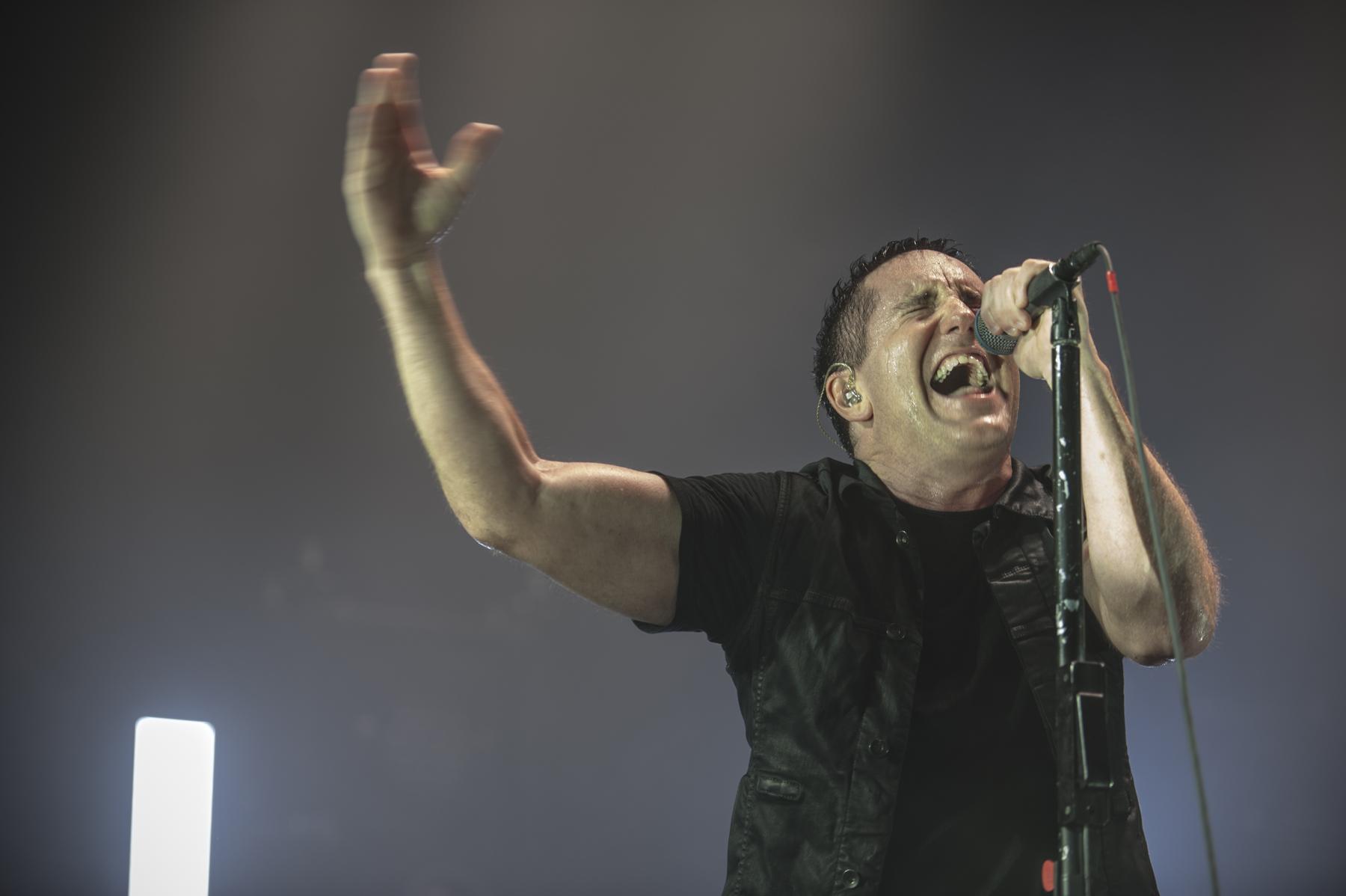 Nine Inch Nails | Forum, Copenhagen, 13.05.2014