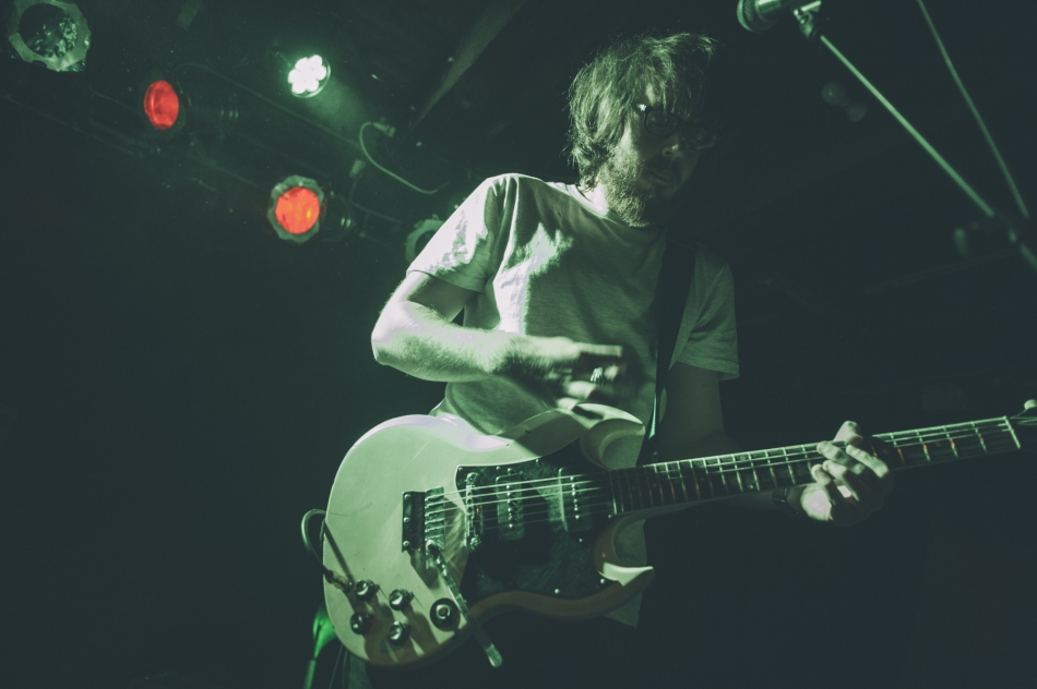 Cloud Nothings (Photo by Tom Spray)