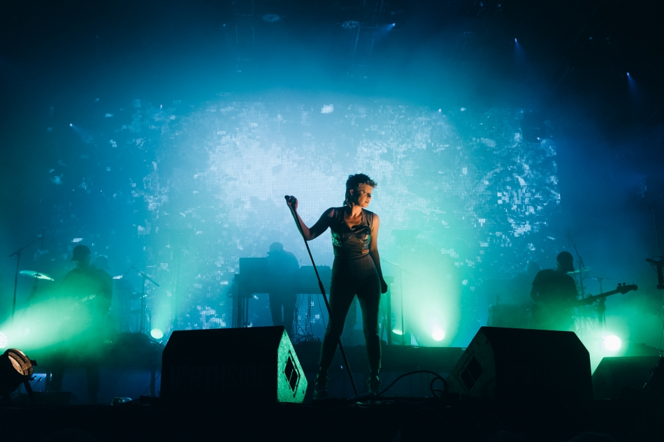 Röyksopp & Robyn (Photo: Morten Aagaard Krogh)