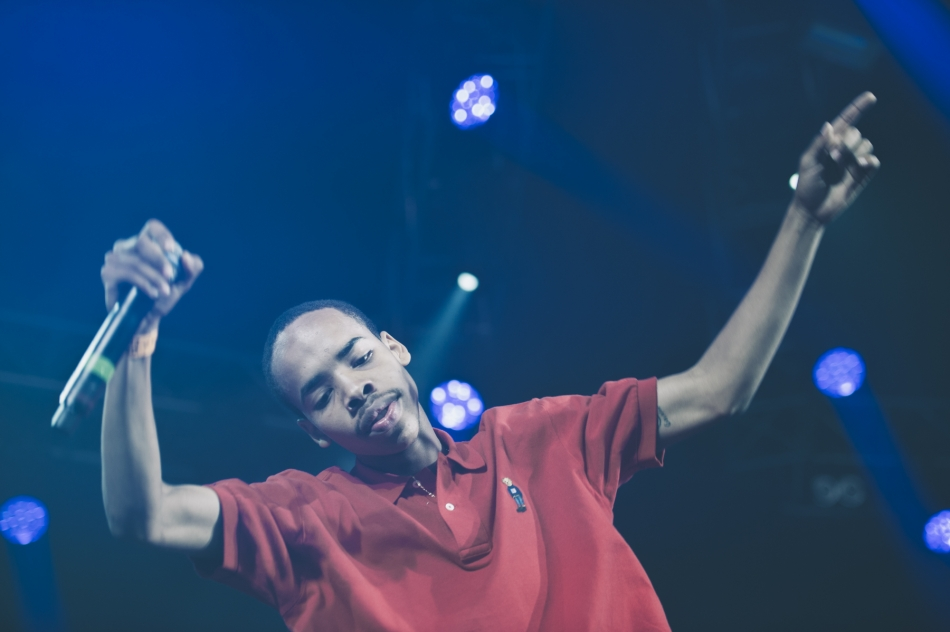 Earl Sweatshirt (Photo by Tom Spray)
