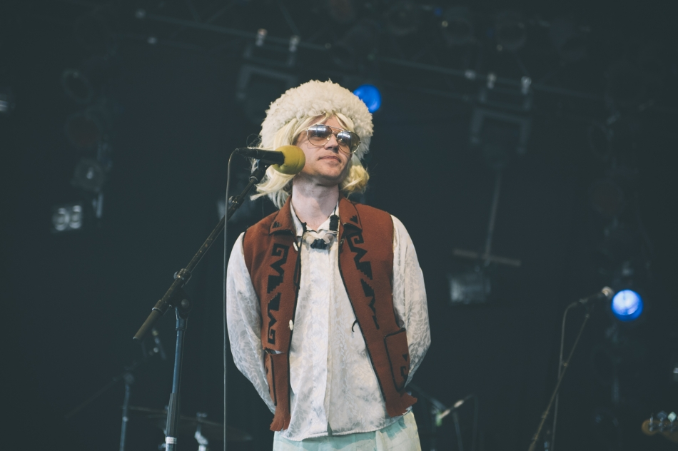 Connan Mockasin (Photo by Tom Spray)