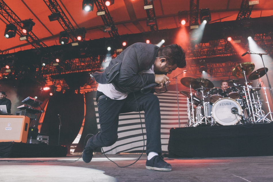 Deftones (Photo by Tom Spray)
