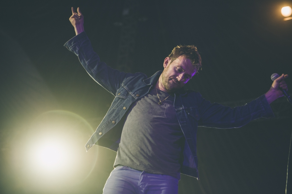 Damon Albarn (Photo by Tom Spray)