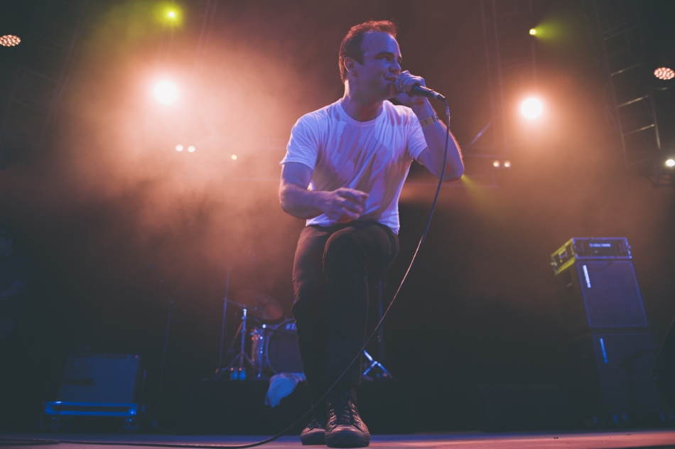 Future Islands (Photo by Tom Spray)