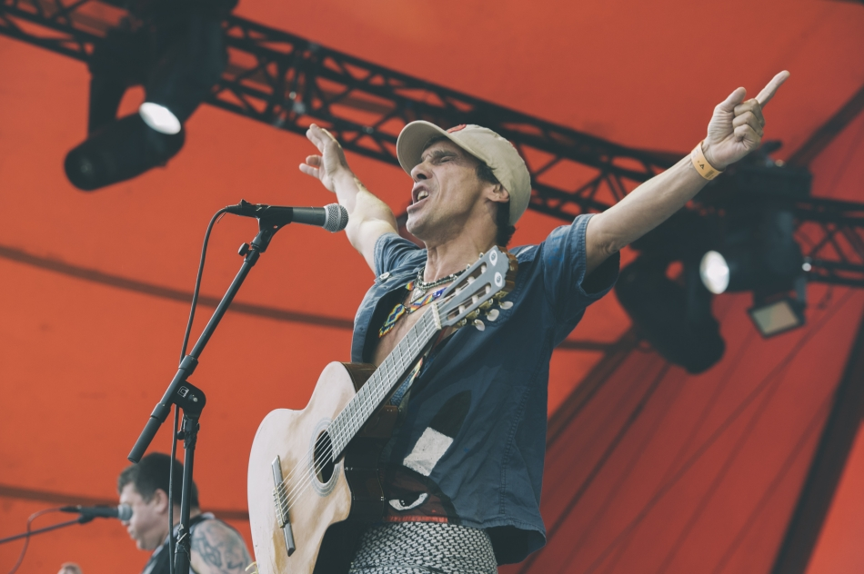 Manu Chao (Photo by Tom Spray)
