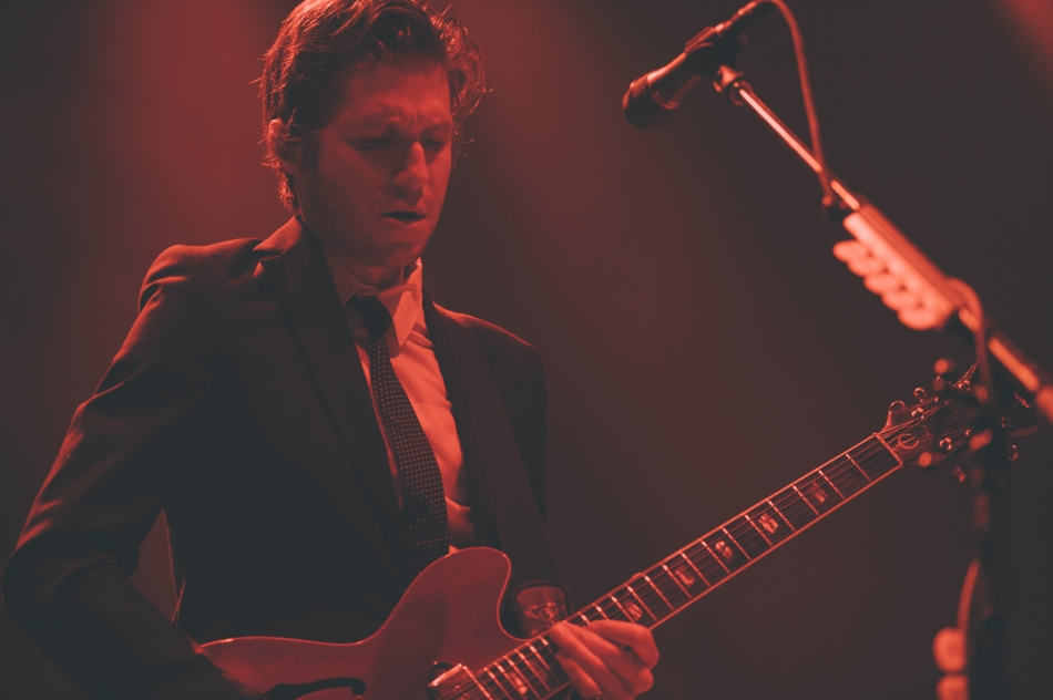 Interpol (Photo by Tom Spray)