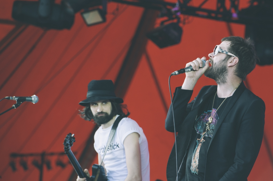 Kasabian (Photo by Tom Spray)