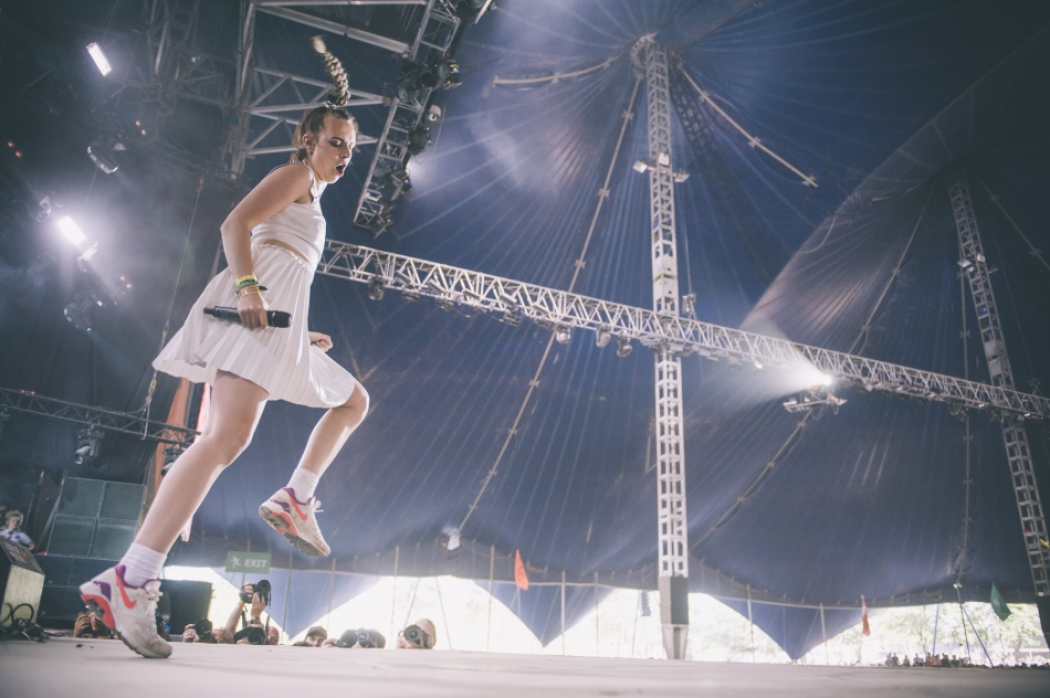 MØ (Photo by Tom Spray)