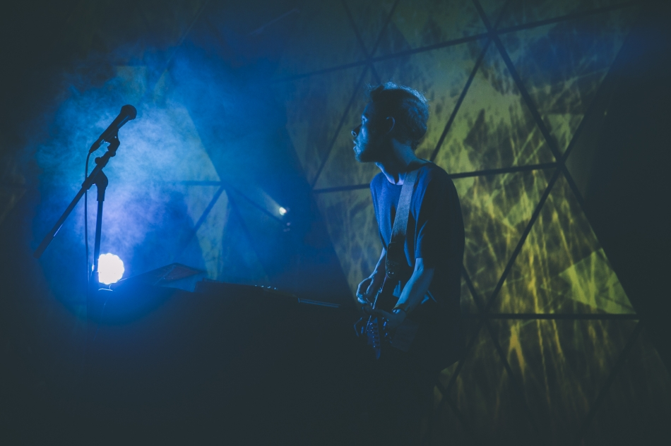 Forest Swords (Photo by Tom Spray)