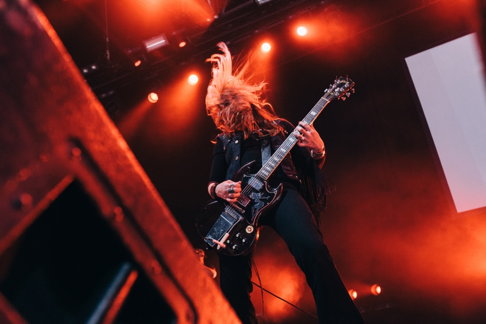 Electric Wizard (Roskilde Festival 2014)