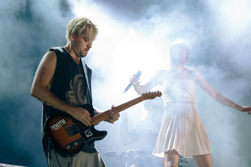 MØ (Roskilde Festival 2014)