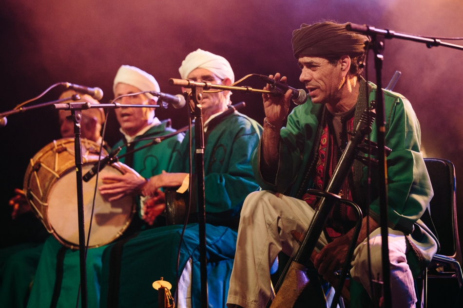 The Master Musicians Of Jajouka with Bachir Attar (Roskilde Festival 2014)