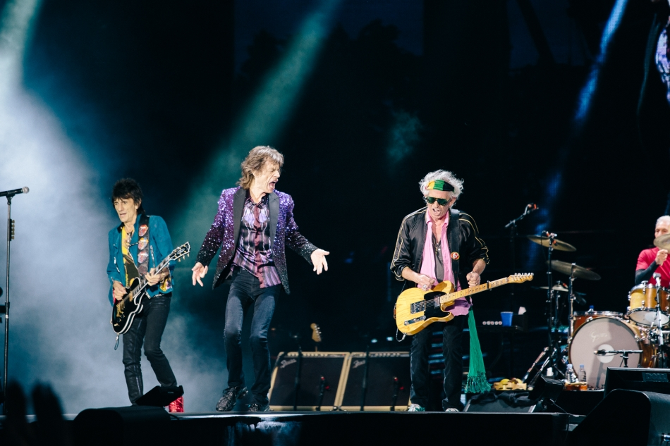 The Rolling Stones (Roskilde Festival 2014)