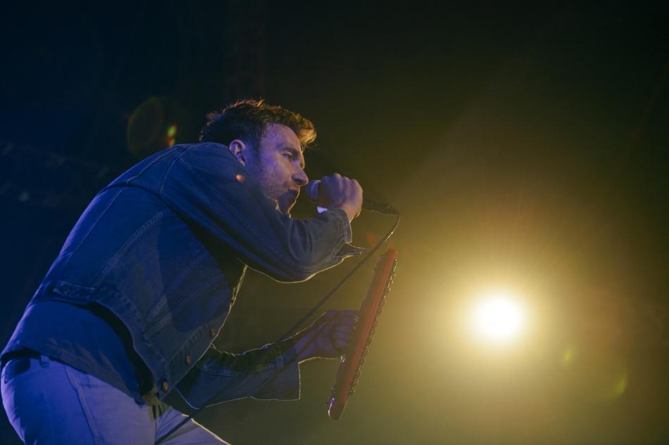 Damon Albarn (Roskilde Festival 2014)