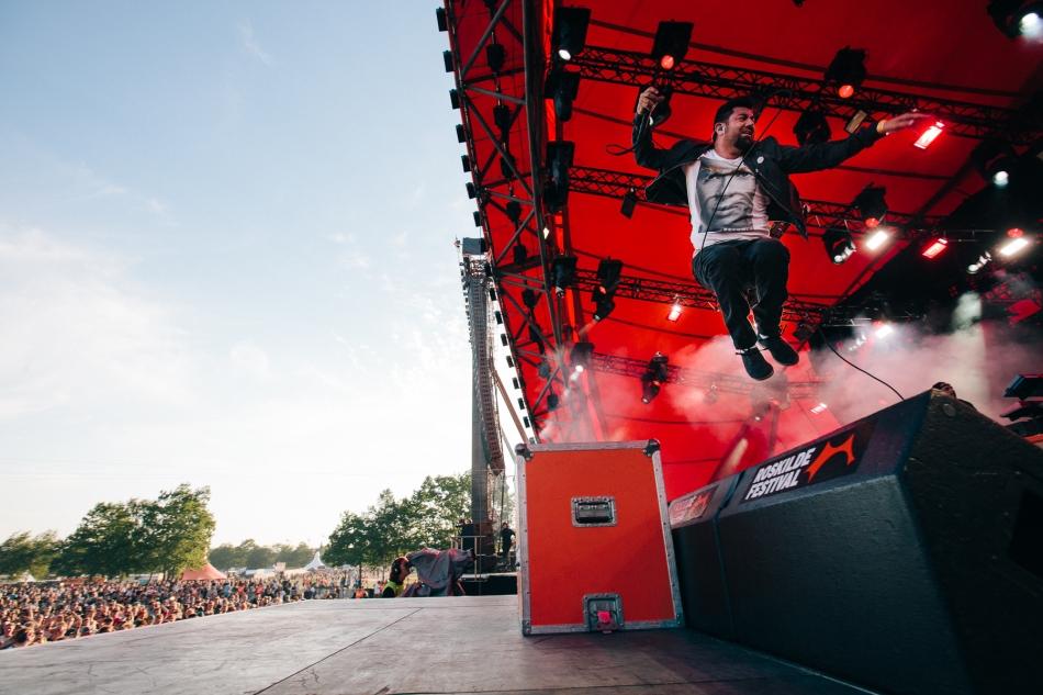 Deftones (Roskilde Festival 2014)